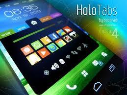 theme nova launcher android android theme holo tabs for nova launcher cool stuff pinterest