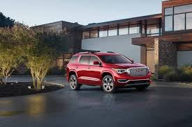 2017 gmc acadia slt 2 suv review u0026 ratings edmunds