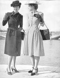 1940 u0027s fashion young woman u0027s wardrobe plan glamourdaze