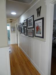 hallway wainscoting wainscoting house and wall trim