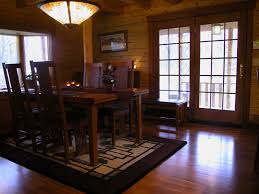 craftsman home interiors 15 wonderful craftsman dining design ideas