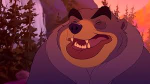 disney canon forgotten minor characters 44 croatian bear