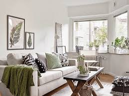 home with fresh décor and a green and grey color scheme u2013 adorable