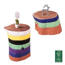 Wohnzimmertisch Akazie Couchtische Und Andere Tische Von Finebuy Online Kaufen Bei Möbel