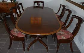 antique dining room table hausslers kitchens cabinet refinishing