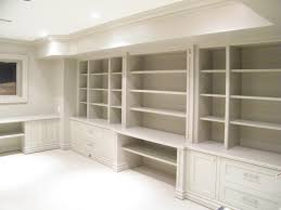 custom office u0026 library wood shelving in kitchener on