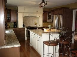 Kitchen Cabinet Refacing Kits Brown Kitchen Cabinet Refacing Ideas And White Kitchen Table With