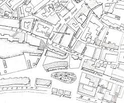 Roundhouse Floor Plan by Camden Crescent And Granville Gardens The Dover Historian