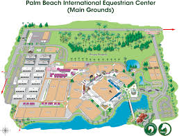 Map Of Ft Lauderdale Equestrian Sport Productions