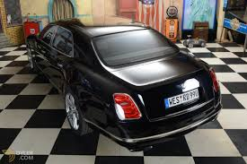 bentley supersport black 2013 bentley mulsanne sedan saloon for sale 1874 dyler