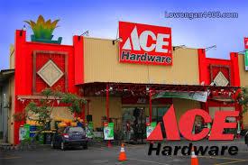 Ace Hardware Terbesar Di Bandung | kerja pt ace hardware indonesia corporate januari 2017