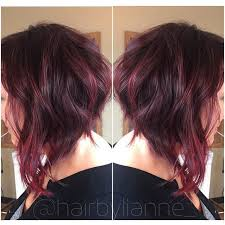 uneven bob for thick hair best 25 messy bob hairstyles ideas on pinterest messy bob