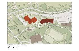 Penn State Parking Map Voith U0026 Mactavish Architects Llp Planning Penn State Abington