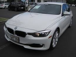 2014 bmw 320i horsepower used 2014 bmw 320i for sale kahului hi