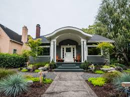 curb appeal tips for craftsman style homes landscaping ideas and