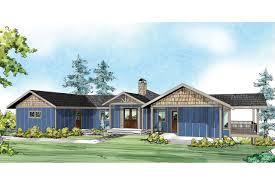 Ranch Style House Plans Prairie Style House Plans Edgewater 10 578 Associated Designs