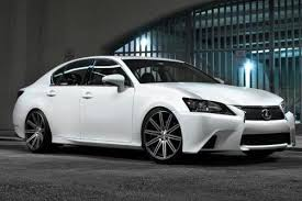 lexus gs 350 coupe vossen vvs cv4 wheels on 2012 lexus gs wheels