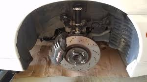 lexus rx300 brake pads and rotors rides