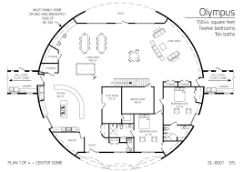 family home floor plans floor plans 6 or more bedrooms monolithic dome institute