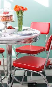 red kitchen table and chairs set best 25 retro kitchen tables ideas on pinterest kitchen dinette