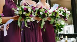 plum and green wedding if i say yes pinterest purple