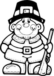happy thanksgiving turkey clipart black and white clipart panda