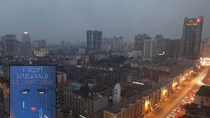 teaching u0027the great gatsby u0027 in chengdu china