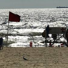 Beach Red Flag Jersey Shore Report For Sunday July 30 2017
