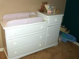 Baby Dressers And Changing Tables Infant Dresser Image Of Changing Table Topper For Dresser