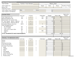 income statement template excel free download and monthly report