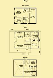 basement home plans small house with basement plans floor plans design