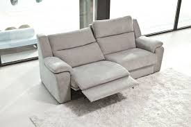 Reclining Fabric Sofa Sectional Sofa With Recliner Fabric Catosfera Net