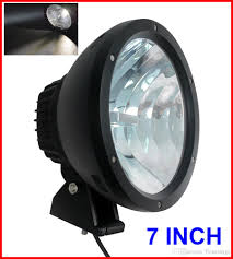 Led Driving Lights Automotive 7 50w Cree Led Driving Work Light 2 Cob 25w Chip Offroad Suv Atv
