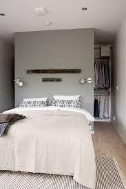 cloison pour chambre tête de lit en cloison de dressing dans une chambre