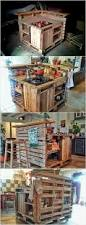 Diy Kitchen Island Pallet Creative Ways To Recycle Wood Pallets Into Useful Things Pallet