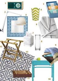 Guest Bedroom Essentials - great ideas for a guest room organization pinterest room