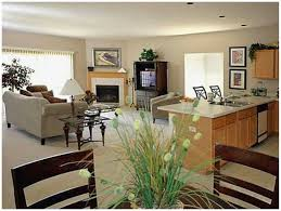 Interior Design For Small Spaces Living Room And Kitchen Open Concept Kitchen Living Room Small Space