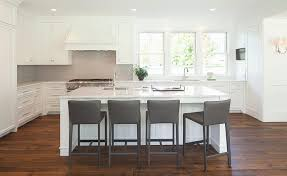 backsplashes for white kitchens white cabinets grey subway tiles design ideas
