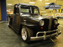 willys jeep pickup lifted 1948 willys jeep truck rod rods retro pickup wallpaper