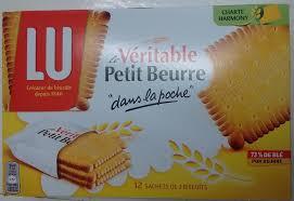sachet pour biscuit le véritable petit beurre