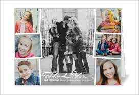 21 photo thank you cards free printable psd eps format