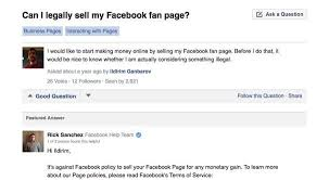 facebook fan page followers why it s no longer safe to buy or sell facebook pages
