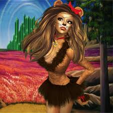 second life marketplace atoi cowardly lion female w skin