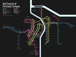 Maps Portland Maine Updated Portland Unified Rail Map September 2012 Cameron Booth