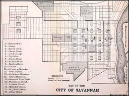 Map Of Savannah Ga Forsyth Park Savannah Ga Map Image Gallery Hcpr