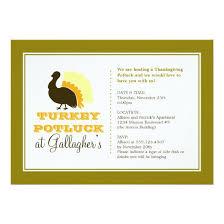potluck invitation thanksgiving potluck invitation invitations 4 u