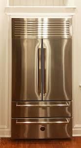how to trim cabinet above refrigerator refrigerator vents micro trim