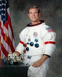 david scott apollo 15 commander