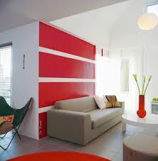 Tapis De Salon Rouge by Indogate Com Salon Blanc Deco
