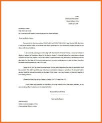 sample lease termination letter efficiencyexperts us